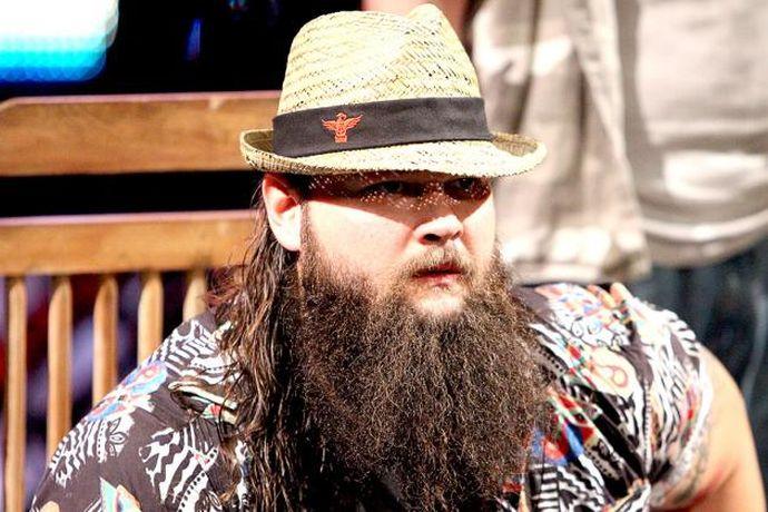 Bray Wyatt stolica