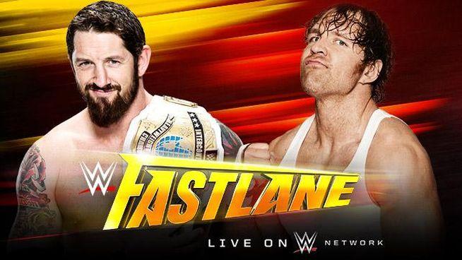 Fastlane 2015 Barrett vs Ambrose