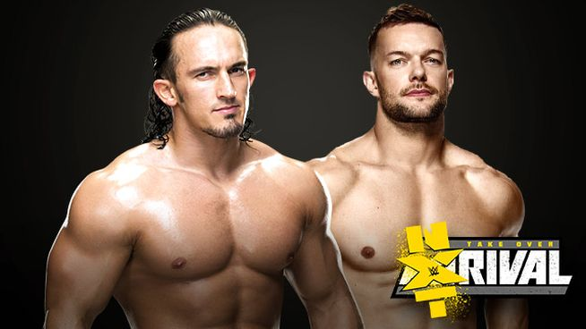 NXT Rivals Neville vs Balor