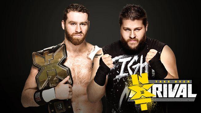 NXT Rivals Zayn vs Owens