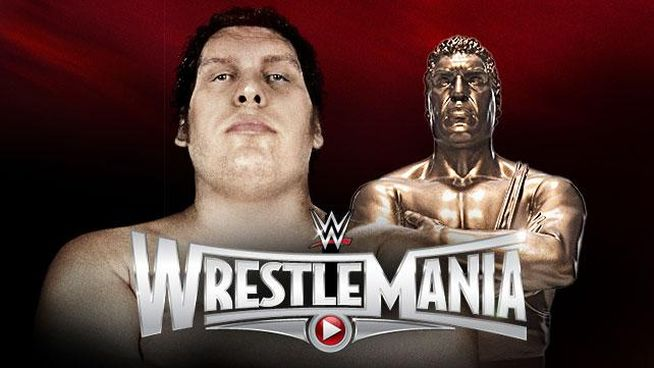 WrestleMania 31 Andre the Giant Battle Royal