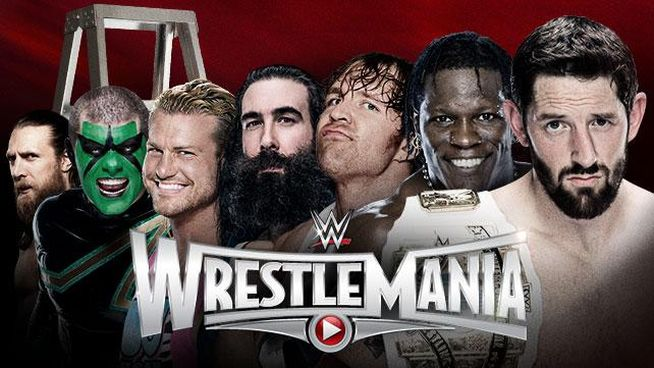WrestleMania 31 Intercontinental ladder match