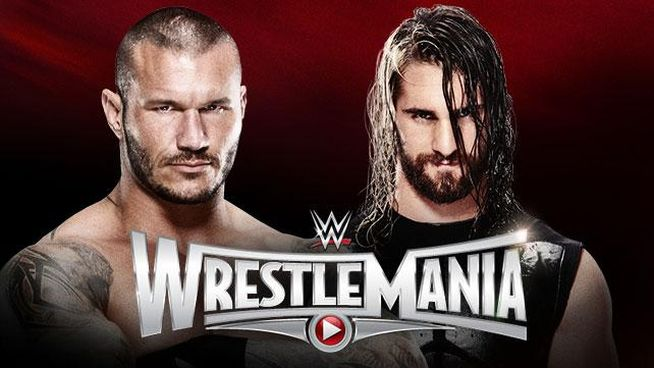WrestleMania 31 Orton vs Rollins