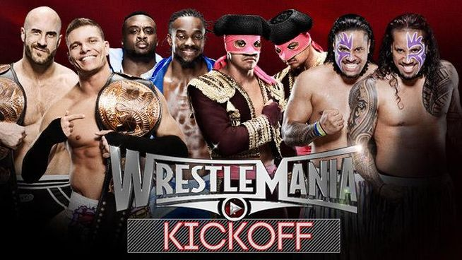 WrestleMania 31 Tag Team