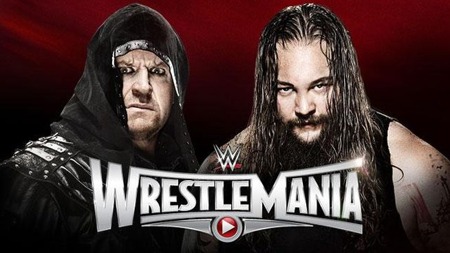 WrestleMania 31 Undertaker vs Wyatt