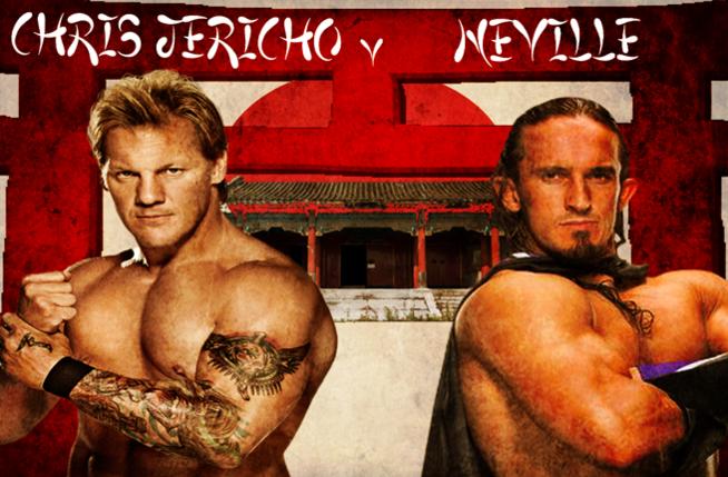 Jericho v Neville