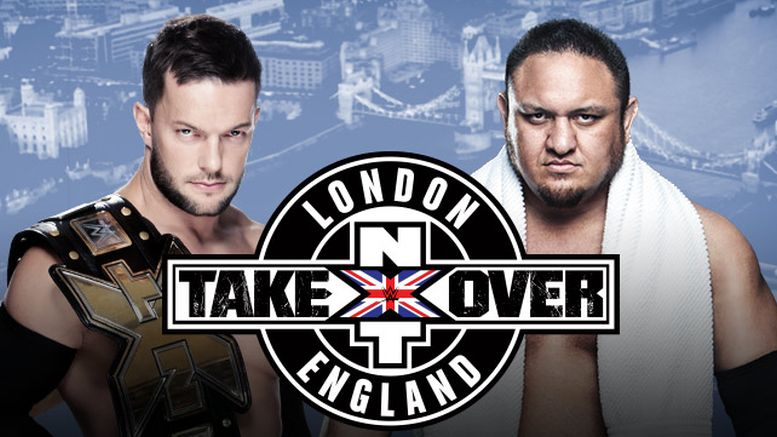 NXT London Balor vs Joe