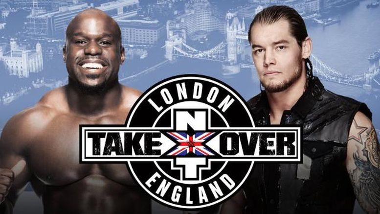 NXT London Crews vs Corbin