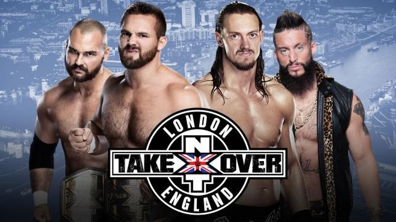 NXT London tag team