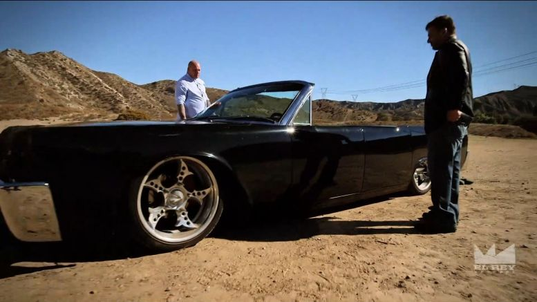 Lucha Underground s02e01 auto