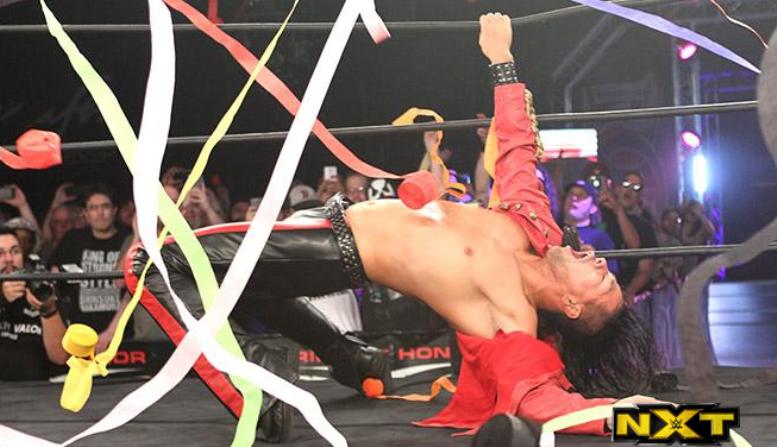 NXT Nakamura