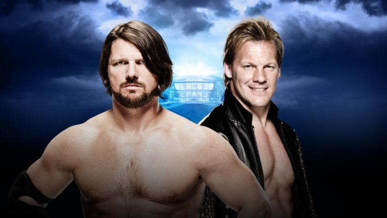 AJ Styles vs. Chris Jericho WM 32