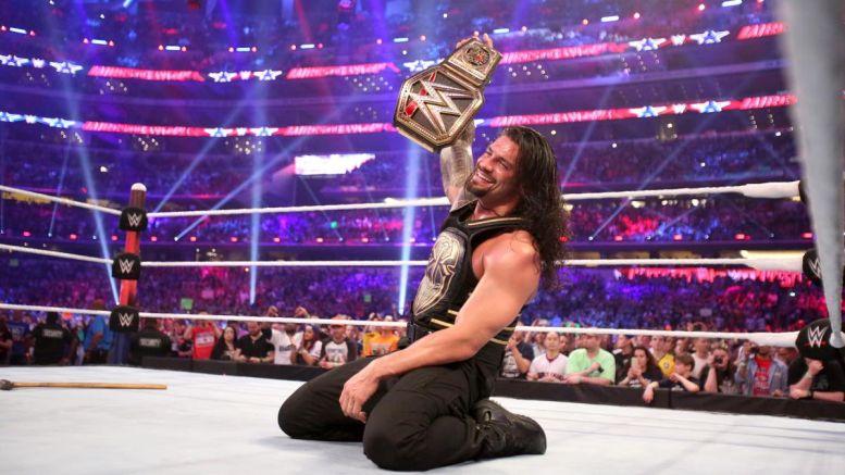 Roman Reigns WM32