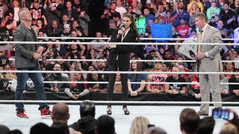 WWE Payback McMahon