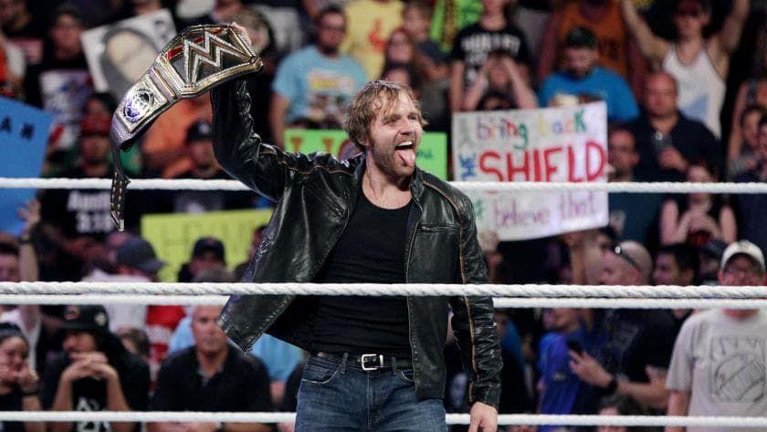 Dean Ambrose prvak