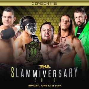 Slammiversary match 1