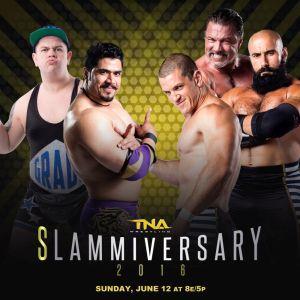 Slammiversary match 2