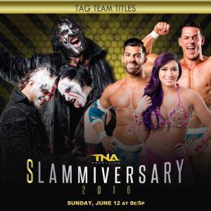 Slammiversary match 7