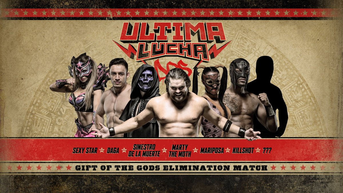 Ultima Lucha Dos Gift of Gods