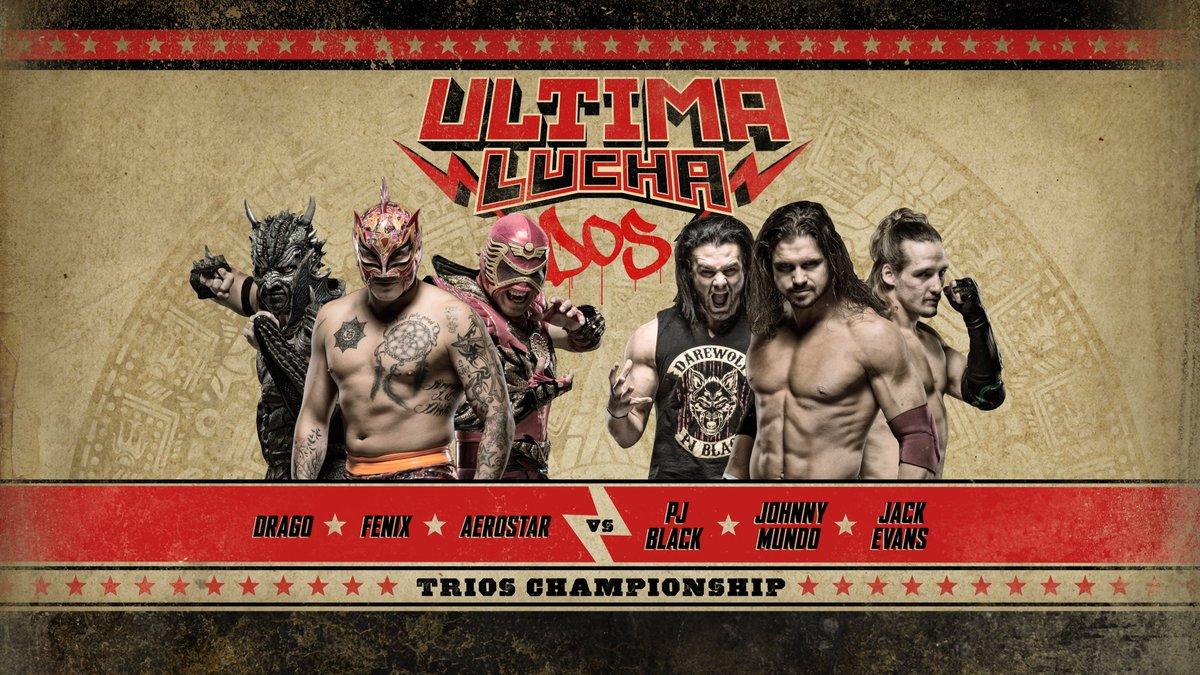 Ultima Lucha Dos Trios Championship